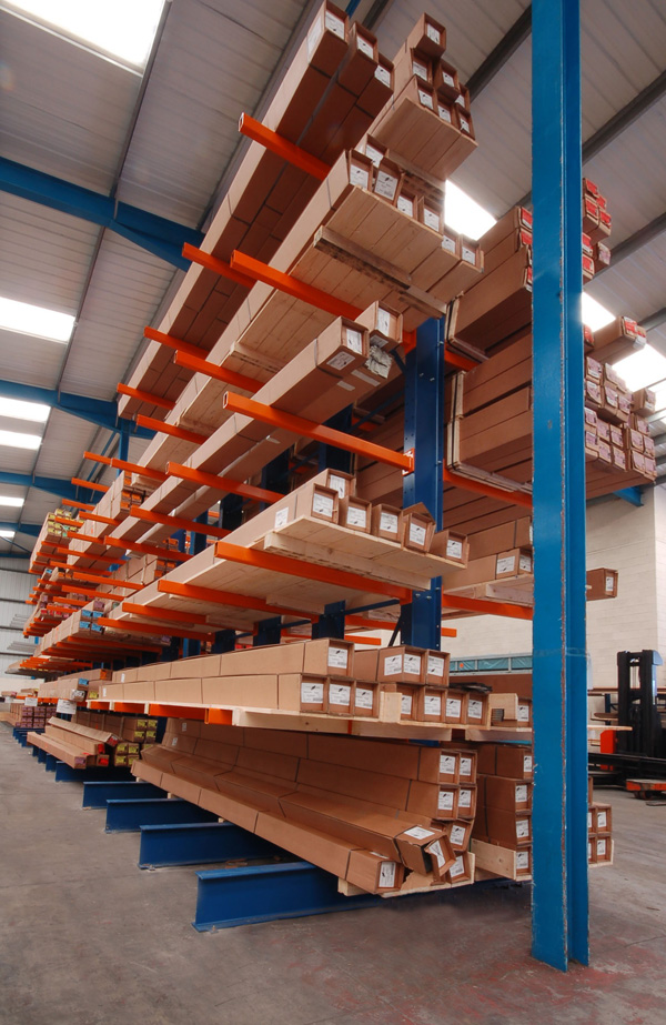 Cantilever Racking Systems Manufacturer Uk Bradfields