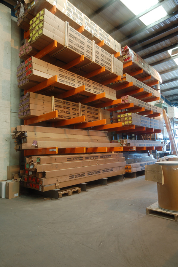 Cantilever Racking Systems Cantilever Racks