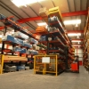 cantilever shelving systems