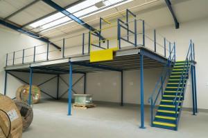 mezzanine floor installations Manchester