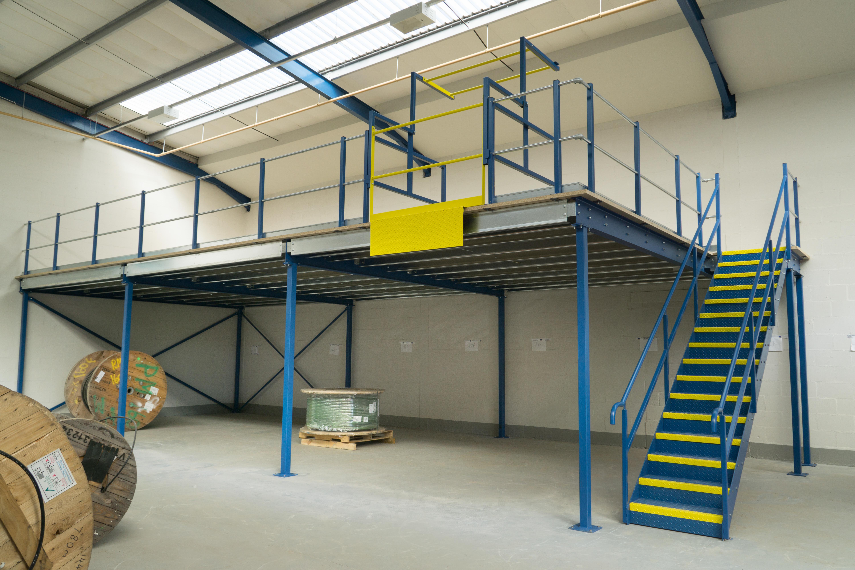Mezzanine Flooring Nottingham Pallet Racking Bradfields