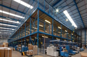 mezzanine floor installations sheffield