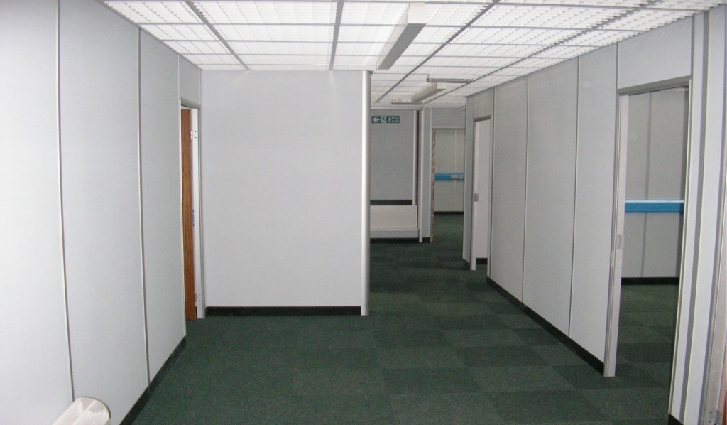 Office Partitioning Systems | Internal Office Partitions