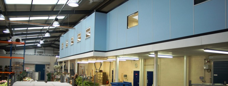 Increase Storage in your Warehouse with a Mezzanine Floor