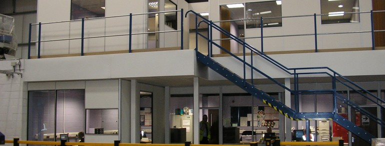 How Mezzanine Floors Can Boost Productivity in your Factory or Warehouse